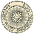 unc system seal with a sun in the middle