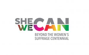 She Can We Can logo