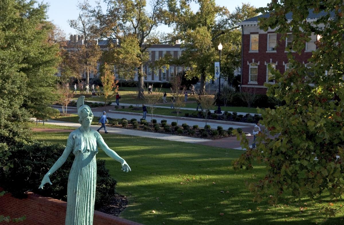 UNCG College Avenue