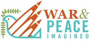 War & Peace Imagined Logo
